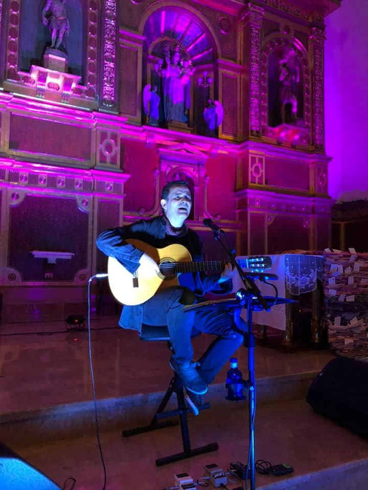 Audiopro Mudejar colabora con Cáritas Iluminación y Sonido
