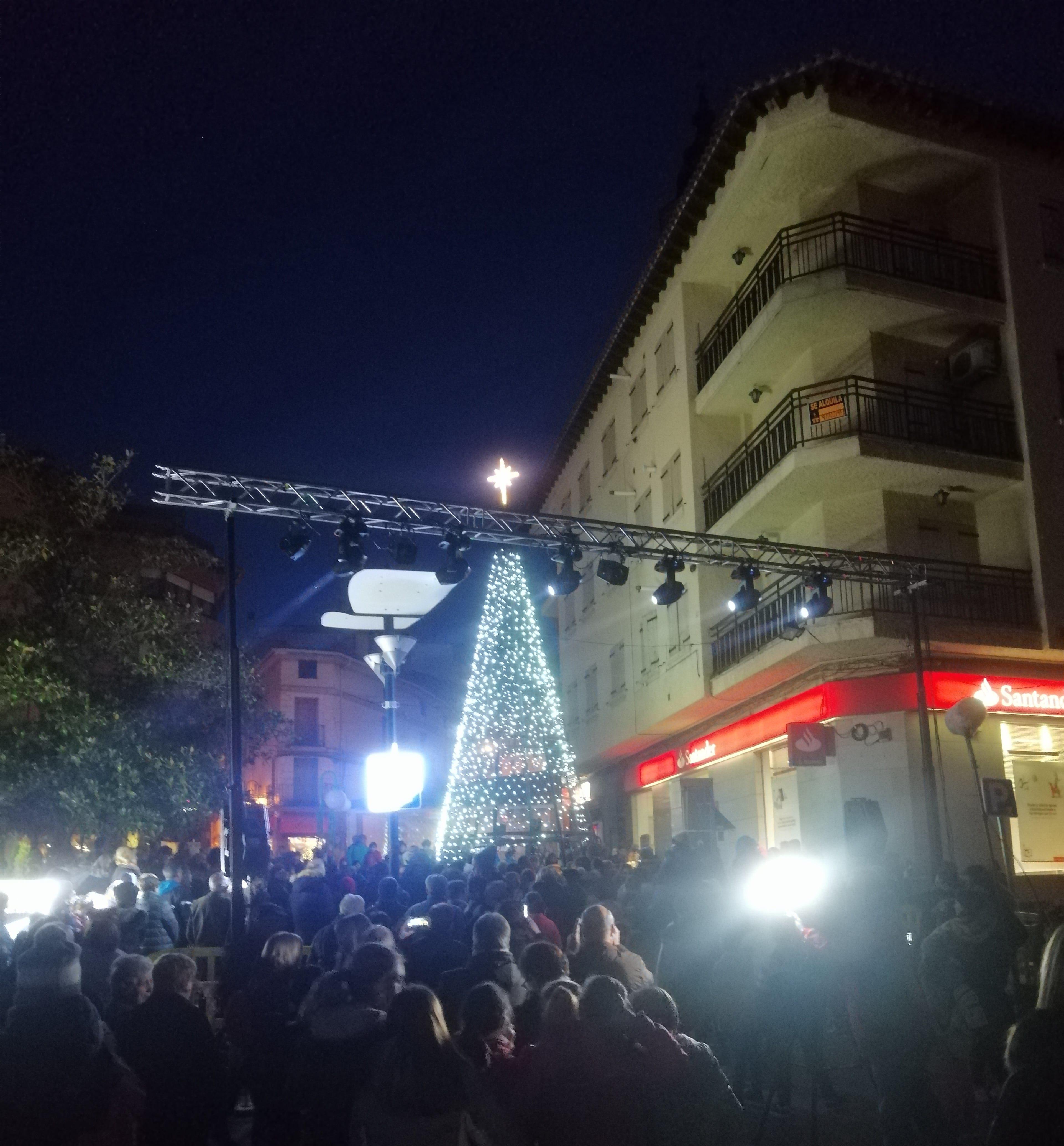Iluminación Navideña Alcorisa 2019